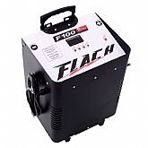 Carregador de Bateria 40A 12/24V com Auxiliar de Partida - FLACH CARREGADORES-F100-12/24RNEW