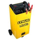 Carregador de Bateria 12/24 V  com Auxiliar de Partida - LYNUS-LCB-530
