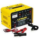 Carregador Portátil de Baterias 100A 12/24V  - LYNUS-LCB-10