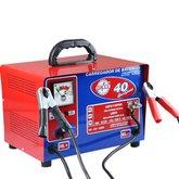 Carregador de Bateria 40A 12/24V Compact - OKEI-CB40/24
