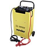 Carregador de Bateria com Auxiliar de Partida 12 / 24V CBV 5200 Bivolt