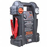 Auxiliar de Partida 350A 12 V com Compressor e Luz de Emergência Integrado