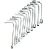 Jogo de Chaves Biela com 12 Peças de 8 a 19 mm