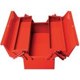 Caixa Metálica para Ferramentas com 3 Gavetas