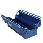 Caixa de Ferramentas com 3 gavetas Azul