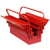 Caixa de Ferramentas com 7 Gavetas Vermelho