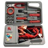 Kit de Emergência para Automóvel com 32 Peças - EDA-9NU