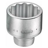 Soquete Estriado de 36mm com Encaixe de 1 Pol. - GEDORE-D21-36MM