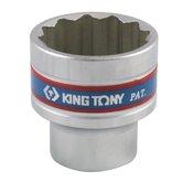 Soquete Estriado de 1/2 Pol. 32mm  - KINGTONY-433032
