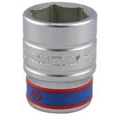 Soquete Sextavado de 30 mm com Encaixe de 3/4 Pol  - KINGTONY-633530MM