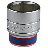 Soquete Sextavado com Encaixe 3/4 Pol - 36mm - KINGTONY-633536M