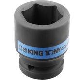 Soquete de Impacto com Encaixe de 3/4 Pol. - 29 mm - KINGTONY-651529