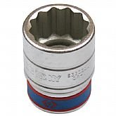 Soquete Estriado 3/4 Pol. 30mm