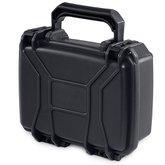 Mala/Case em Termoplástico Preta para Uso Geral 100 x 190 x 230mm