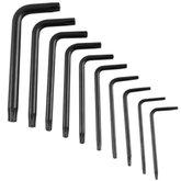 Conjunto de Chaves Tork L Curta com 10 Peças - IRWIN-10751