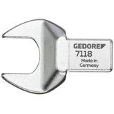 Cabeça Intercambiável Chave Fixa 32mm com Encaixe 14 x 18mm