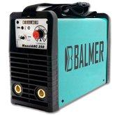 Máquina de Solda Inversora ER e TIG (DC) MaxxiARC 250A  - BALMER-30079547