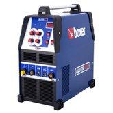 Máquina de Solda para Soldar Alumínio Bivolt ALUTIG 200 ACDC com Pedal e Tocha - BOXER-3005010
