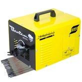 Kit Máquina de Solda Esab 0406680 + 3 x Eletrodos Titanium 4870 - ESAB-K196