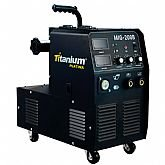 Máquina de Solda Multiprocesso MIG/TIG/MMA Display Digital 200A Mono 220V com Tocha