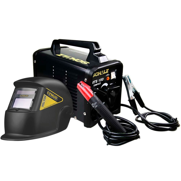 Kit Máquina Transformadora de Solda SCHULZ MTS 150 Compact 150A 110V + Máscara de Solda