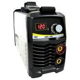 Máquina Inversora de Solda ARC 120A 220V com Display Digital