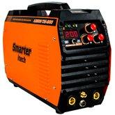Máquina Inversora de Solda TIG/MMA 200A 220V com Display Digital