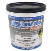 Limpa Solda Inox Gel Decapante - 850g  - QUIMATIC-LS1