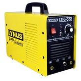 Inversor de Solda MMA + TIG 200A  - LYNUS-LTIG-200