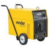 Retificador de Solda 400 A  RS 402 Trifásico - VONDER-6878000402
