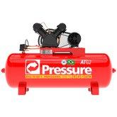 Compressor de Ar 20 Pés 200 Litros Trifásico - PRESSURE-ATG2-20/200VTN