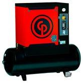 Compressor de Ar Parafuso 10HP 31PCM 265 Litros Trifásico 220V - CHICAGO-CPM-10/10,8-T