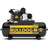 Compressor de Ar Bulldog 5HP 25 Pés 250 Litros Trifásico 220/380V - FIAC-BG25250VT