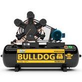 Compressor de Ar Bulldog 15HP 60 Pés 425 Litros Trifásico 220/380V - FIAC-BG60425WTA