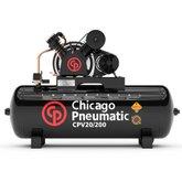 Compressor de Pistão 5HP 20 Pés 200 Litros 220/380V Trifásico  - CHICAGO-8969010009