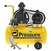 Kit Motocompressor de Ar SE Pressure SE7628IM-N 7,6 Pés 28L Mono Bivolt + Pistola para Pintura Steula BC77-08 Bico Interno 0,8mm - PRESSURE-K93