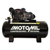 Compressor de Ar Profissional 30 Pés 7,5HP 220/380V Trifásico CMV-30/350
