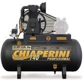 Compressor de Ar Média Pressão 10 Pés 110L 140PSI sem Motor