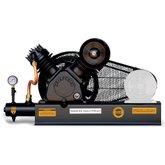 Compressor De Ar Alta Pressão Sobre Base CJ15+ APV 15 Pés 175PSI sem Motor