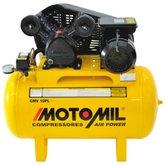 Compressor Air Power Trifásico 2P 2HP 150L 140 Libras 220/380V