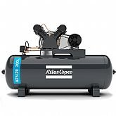Compressor de Ar Média Pressão 20 Pés 200L 140 Libras 5HP Trifásico 2P 220/380V
