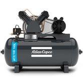 Compressor de Ar Média Pressão 10 Pés 140 Libras 2HP Trifásico 2P 220/380V