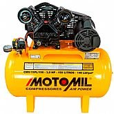 Compressor Air Power 15 Pés 3HP 150 Litros Mono 110/220V