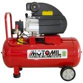 Motocompressor de Ar 8,7 pés³/min 2,0HP 50 Litros 220V