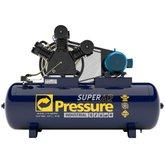 Compressor de Ar 40 Pés 175 PSI 425 Litros Trifásico IP55 380/660V