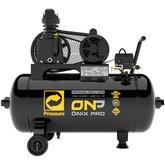 Compressor de Ar 7,6 Pés 120 PSI 50 Litros Monofásico 110/220V