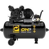 Compressor de Ar 10 Pés 140 PSI 50 Litros Trifásico 220/380V