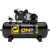 Compressor de Ar 15 Pés 140 PSI 175 Litros Trifásico 220/380V 3Hp