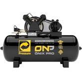 Compressor de Ar Onix 15 Pés 3HP 175L Trifásico