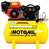 Compressor de Ar Air Power à Gasolina 10 Pés 5,5HP 100 Litros